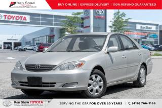Used 2002 Toyota Camry for sale in Toronto, ON