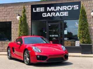 Used 2015 Porsche Cayman PDK for sale in Paris, ON