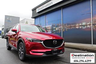 Used 2018 Mazda CX-5 GT -Eye it, Try it, Buy it! for sale in Vancouver, BC