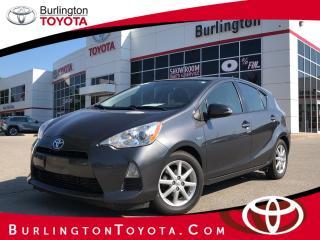 Used 2012 Toyota Prius C for sale in Burlington, ON