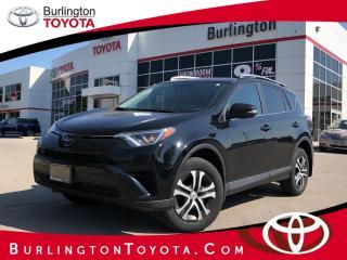 Used 2017 Toyota RAV4 LE AWD for sale in Burlington, ON
