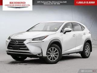 Used 2017 Lexus NX 200t for sale in Richmond, BC