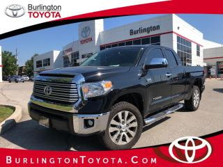 Used 2017 Toyota Tundra Limited  for sale in Burlington, ON