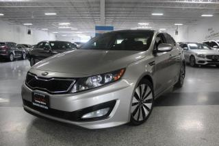 Used 2013 Kia Optima SX I PANOROOF I LEATHER I REAR CAM I HEATED SEATS I BT for sale in Mississauga, ON