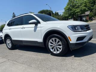 Used 2019 Volkswagen Tiguan Trendline 4Motion for sale in Toronto, ON