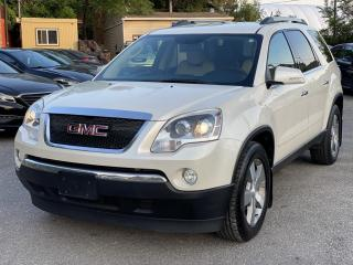 Used 2011 GMC Acadia AWD 4dr SLT1 for sale in Scarborough, ON