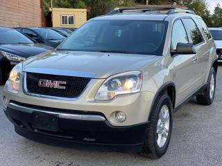 Used 2012 GMC Acadia AWD 4dr SLE1 for sale in Scarborough, ON