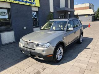 Used 2008 BMW X3 AWD 4dr 3.0si *As Is* for sale in Nobleton, ON