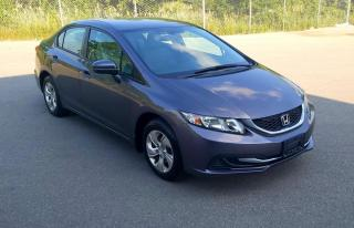 Used 2015 Honda Civic Sedan CLEAN CARFAX | HEATED SEATS | BACK UP CAMERA for sale in Concord, ON
