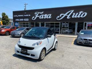Used 2011 Smart fortwo PASSION for sale in Scarborough, ON