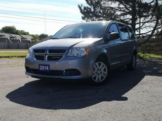 Used 2014 Dodge Grand Caravan CVP | DUAL ZONE CLIMATE CONTROL | AUX for sale in Waterloo, ON