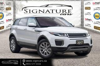 Used 2017 Land Rover Evoque 5dr HB SE* for sale in Mississauga, ON