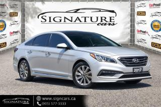 Used 2017 Hyundai Sonata 4dr Sdn 2.4L Auto* for sale in Mississauga, ON