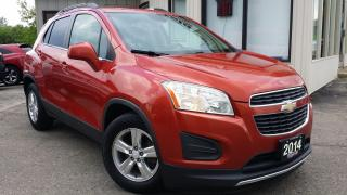 Used 2014 Chevrolet Trax 2LT FWD - ALLOYS! BACK-UP CAM! REMOTE START! TOUCH SCREEN! for sale in Kitchener, ON