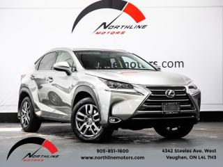 Used 2016 Lexus NX 200t AWD|Navigation|Blindspot|Camera|Heated Cooled Leather for sale in Vaughan, ON