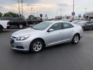 Used 2015 Chevrolet Malibu 1LS for sale in Windsor, ON