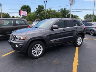 Used 2017 Jeep Grand Cherokee Laredo for sale in Windsor, ON