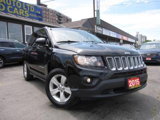 Used 2015 Jeep Compass Sport 4WD for sale in Scarborough, ON