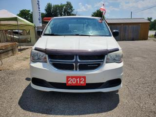 Used 2012 Dodge Grand Caravan STO&GO SE/ STO & GO for sale in Brantford, ON