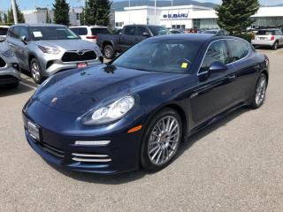 Used 2015 Porsche Panamera 4S, Local, Air Suspension for sale in North Vancouver, BC