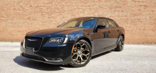 Used 2019 Chrysler 300 S V6 RWD|TEXT US|647.678.7778 NAVI|PANOROOF|LEATHER| for sale in Mississauga, ON