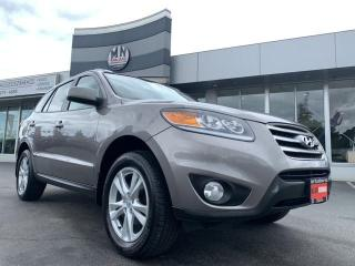 Used 2012 Hyundai Santa Fe GLS 2.4L FWD SUNROOF ONLY 77KM for sale in Langley, BC