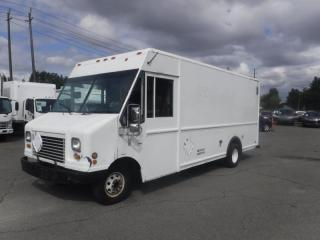 Used 2006 Ford Econoline E-450 Utilimaster 16ft  Cargo Van for sale in Burnaby, BC