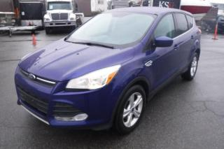 Used 2016 Ford Escape SE ECOBOOST for sale in Burnaby, BC