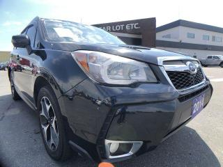 Used 2014 Subaru Forester 2.0XT Touring AWD HEATED SEATS for sale in Sudbury, ON