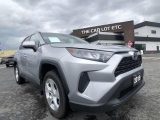 Used 2019 Toyota RAV4 LE for sale in Sudbury, ON