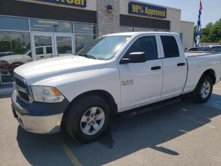 Used 2016 RAM 1500 ST 4x4 Quad Cab 140 in. WB for sale in Trenton, ON