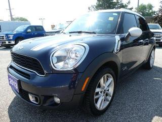 Used 2013 MINI Cooper Countryman S ALL4 | Heated Seats | Panoramic Roof | Low KM for sale in Essex, ON