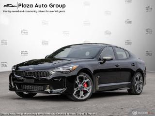 New 2020 Kia Stinger GT Limited w/Red Interior for sale in Orillia, ON