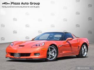 Used 2012 Chevrolet Corvette Grand Sport 3LT | TARGA TOP | LOW MILEAGE for sale in Richmond Hill, ON