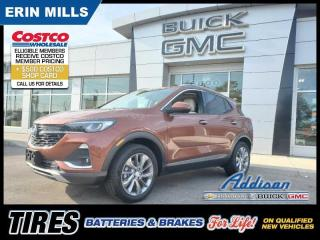 New 2020 Buick Encore GX Essence  - Leather Seats for sale in Mississauga, ON