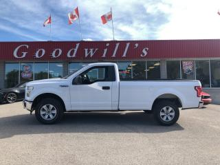 Used 2016 Ford F-150 XLT! LONG BOX! CLEAN CARPROOF! BLUETOOTH! for sale in Aylmer, ON