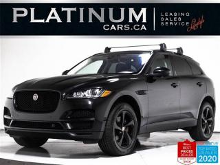 Used 2017 Jaguar F-PACE 35t Prestige, NAV, PANO, CAM, HEATED STEERING, BT for sale in Toronto, ON