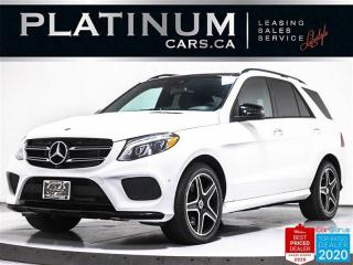 Used 2017 Mercedes-Benz GLE-Class GLE 400 4MATIC, AWD, NAV, PANO, 360 CAM, HEATED for sale in Toronto, ON