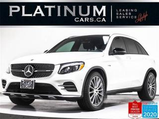Used 2019 Mercedes-Benz GL-Class AMG GLC43, NAV, PANO, CAM, AMG PKG, PREMIUM PKG for sale in Toronto, ON