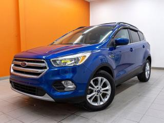 Used 2017 Ford Escape SE ECOBOOST *SIEGES CHAUF* CAMERA *BAS KM* PROMO for sale in Mirabel, QC