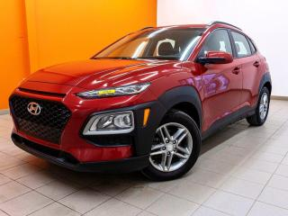 Used 2018 Hyundai KONA SE *SIEGES CHAUFF* CAMERA *GARANTIE 5 ANS* PROMO for sale in Mirabel, QC