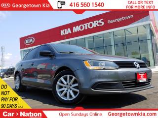 Used 2013 Volkswagen Jetta Sedan Trendline+|ONLY 97K KMS|DEALER SERVICED| HTD SEATS for sale in Georgetown, ON