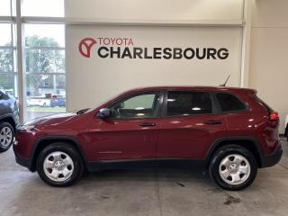 Used 2015 Jeep Cherokee Sport - 4x4 - V6 de 3,2L for sale in Québec, QC