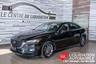 Used 2018 Mazda MAZDA6 GS CAMERA DE RECUL+MAGS+GR ELECTRIQUE+A/C for sale in Laval, QC