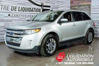 Used 2013 Ford Edge Limited for sale in Laval, QC