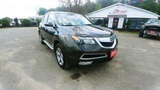 Used 2011 Acura MDX SH-AWD W/TECH for sale in Barrie, ON