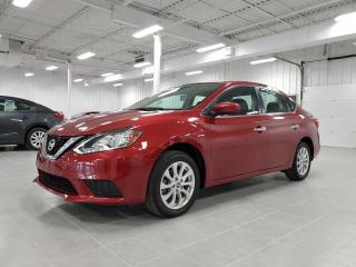Used 2016 Nissan Sentra 1.8 SV for sale in St-Eustache, QC