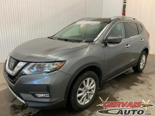 Used 2017 Nissan Rogue SV AWD Tech GPS Toit Panoramique MAGS PNEUS NEUFS for sale in Shawinigan, QC