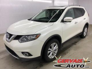 Used 2015 Nissan Rogue SV Famille AWD Toit Panoramique 7 Passagers Mags *Bas Kilométrage* for sale in Shawinigan, QC