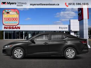 New 2020 Nissan Sentra SV CVT  - Heated Seats -  Android Auto - $145 B/W for sale in Ottawa, ON